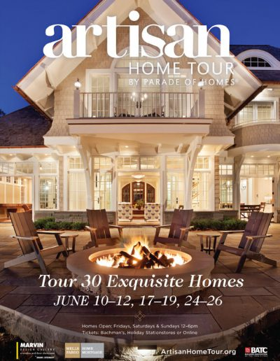Artisan Home Tour 2016