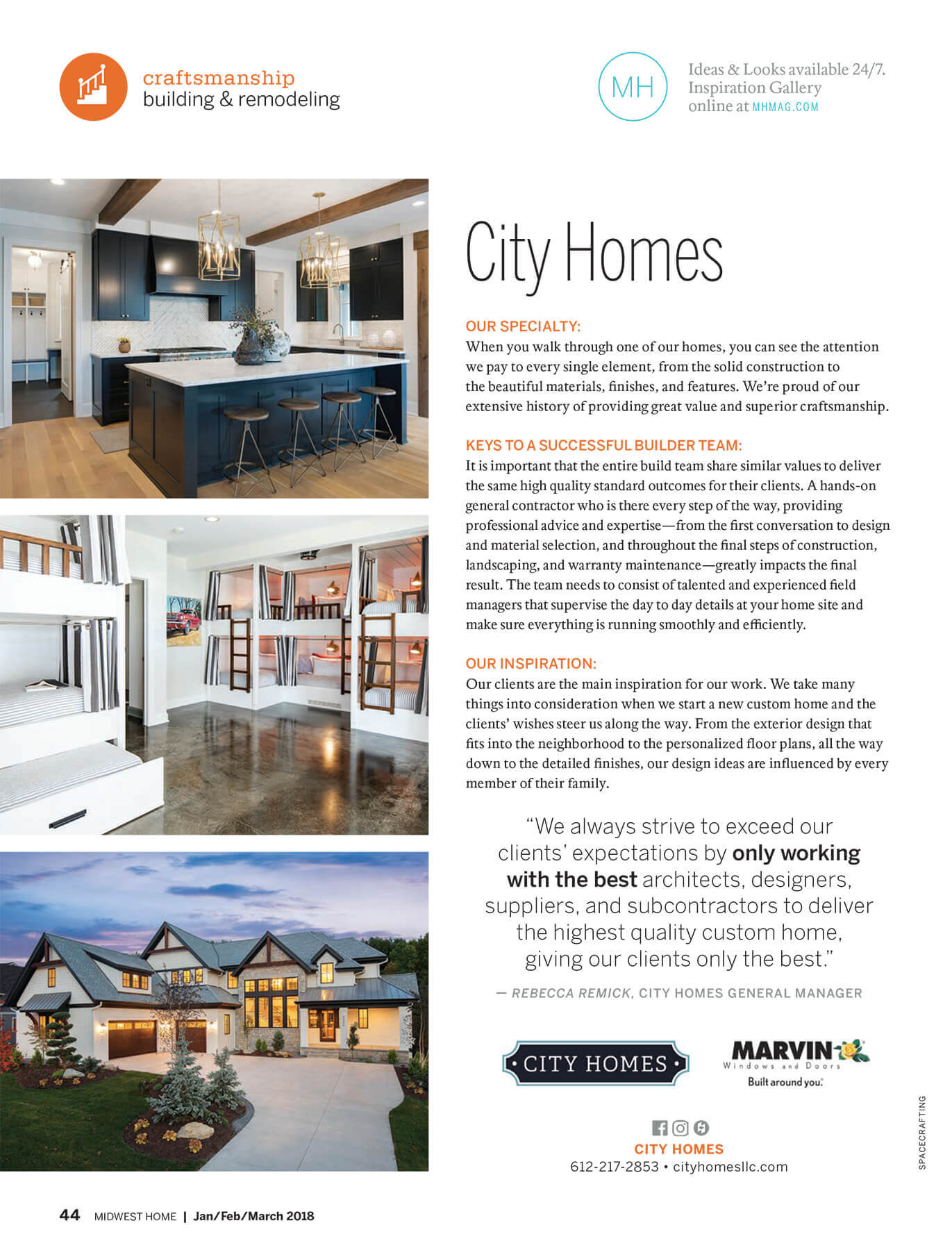 The City Homes Buzz - City Homes/Edina and Minneapolis Area Custom ...